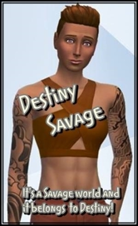 Destiny Savage Action Adventure Star