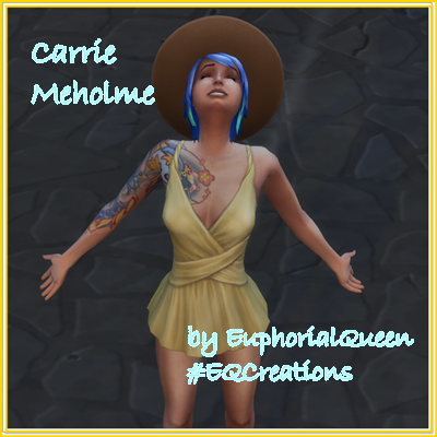 Carrie Meholme Teen by EQCreations